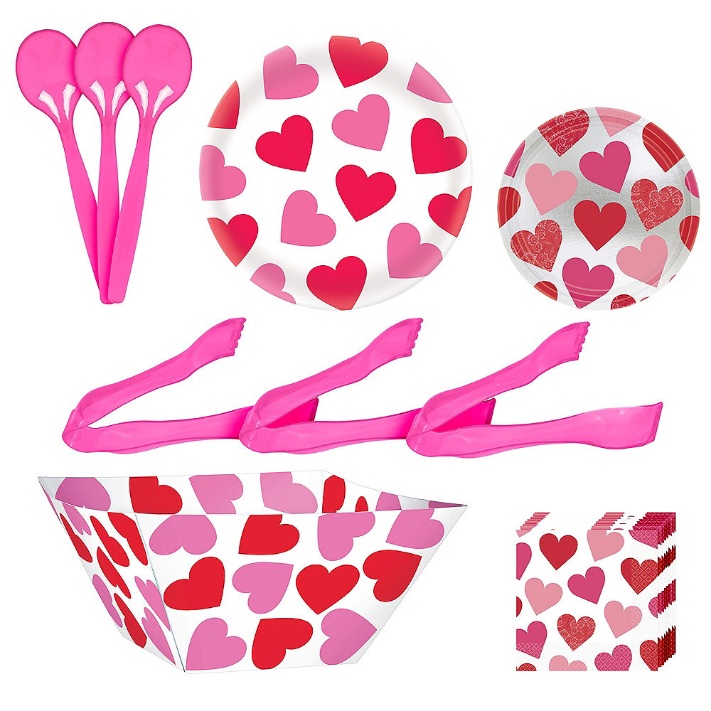 Key to Your Heart Serveware Kit Image #1