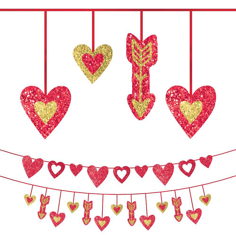 Be My Valentine Balloon Kit Image #13