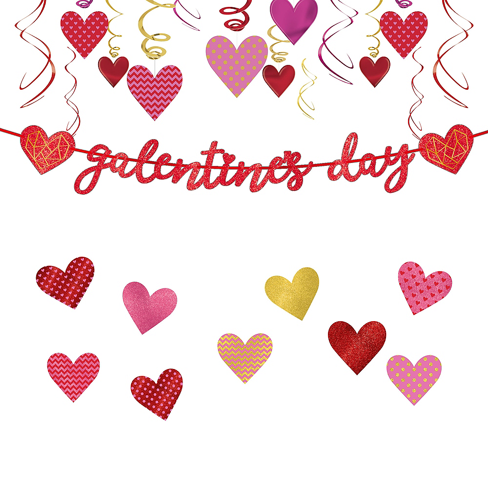 Galentine's Day Decorating Kit Image #1