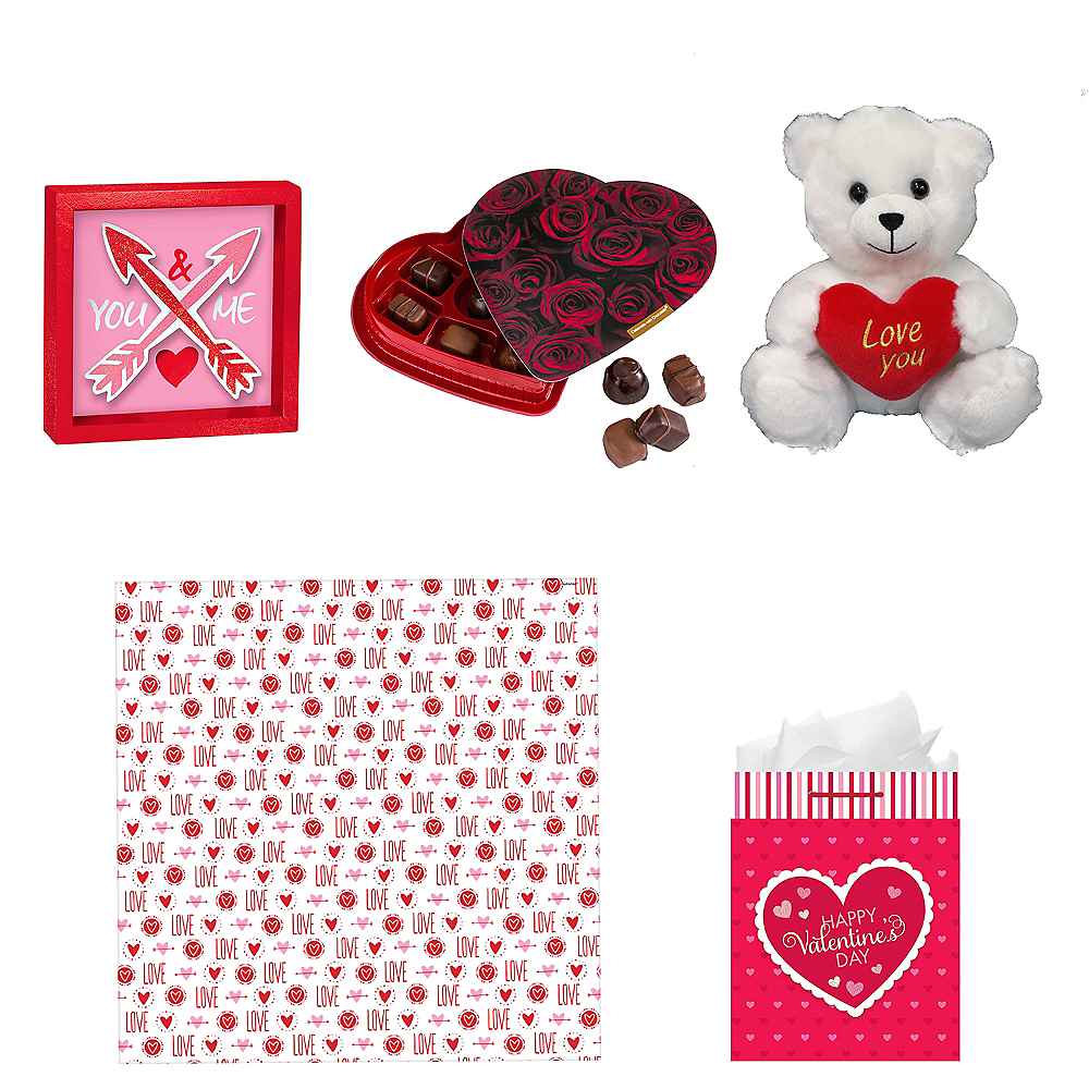 You & Me Valentine's Day Gift Kit Image #1