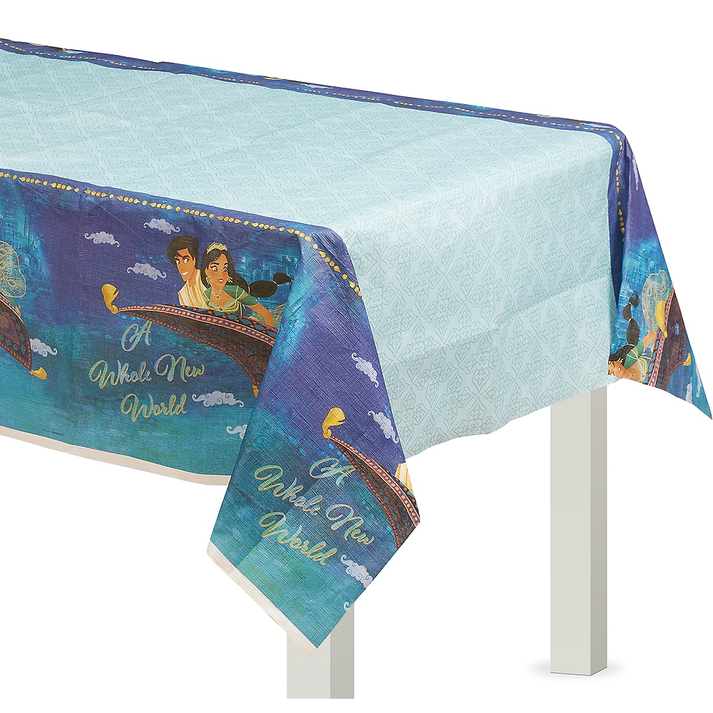 Nav Item for Aladdin Paper Table Cover Image #1