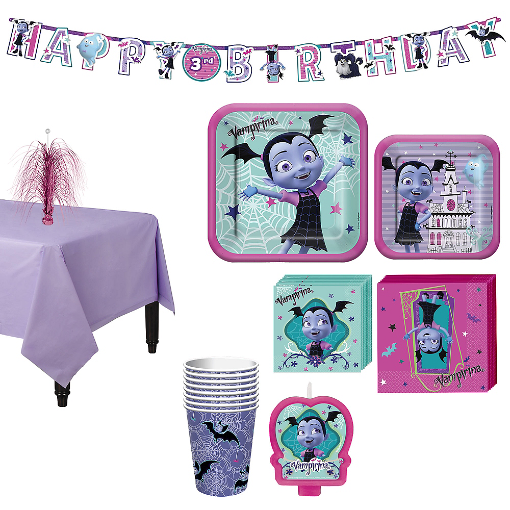 Vampirina Party Kit for 8 Guests Image #1