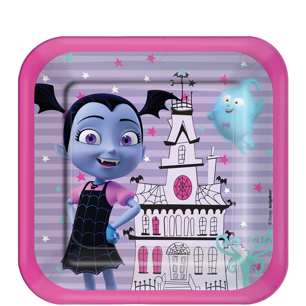 Vampirina Party Kit for 8 Guests Image #2