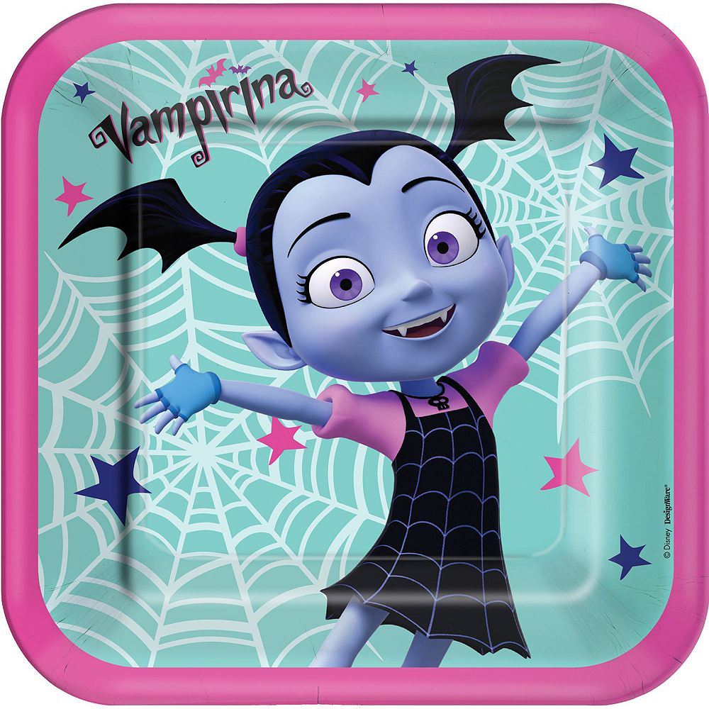 Vampirina Party Kit for 8 Guests Image #3