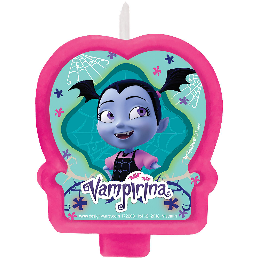 Vampirina Party Kit for 8 Guests Image #8