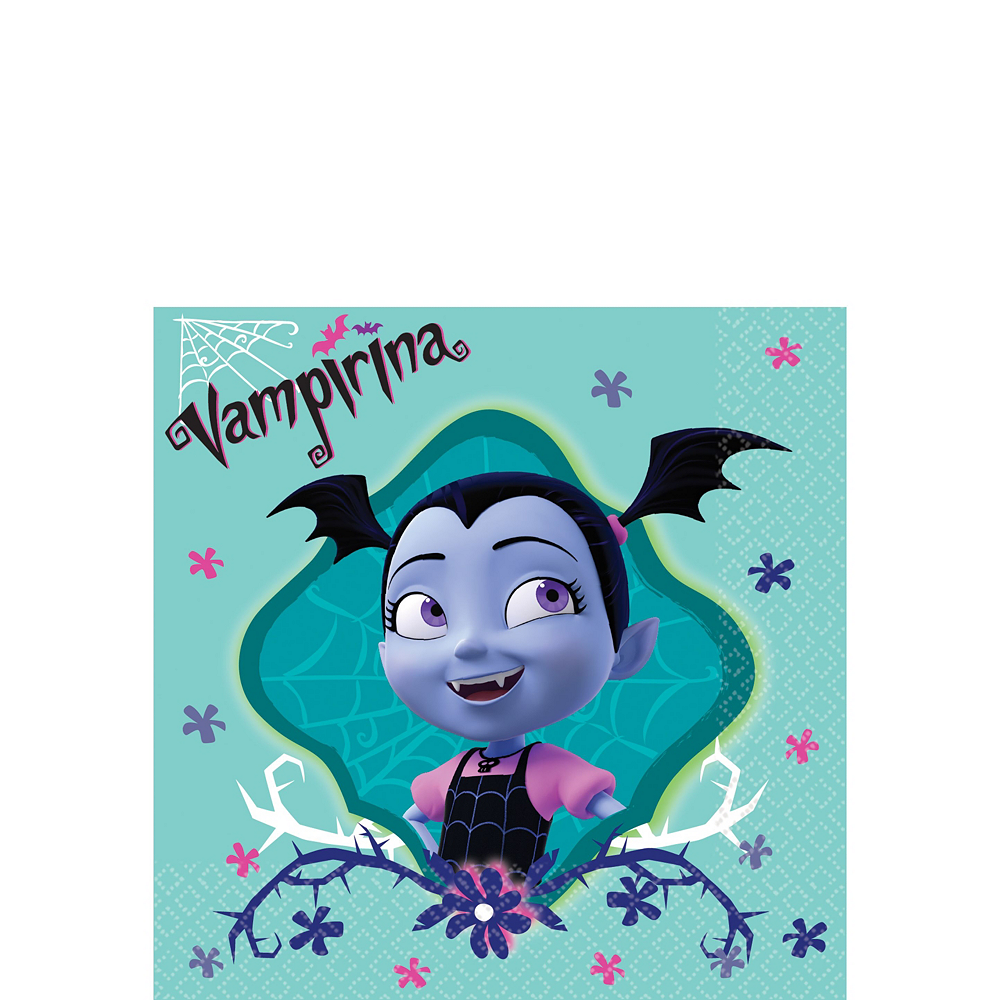Vampirina Party Kit for 16 Guests Image #4