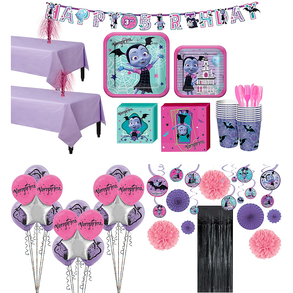 Ultimate Vampirina Party Kit for 16 Guests Image #1
