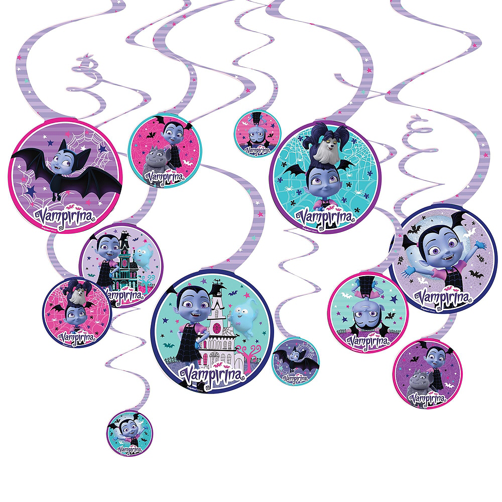 Ultimate Vampirina Party Kit for 16 Guests Image #11