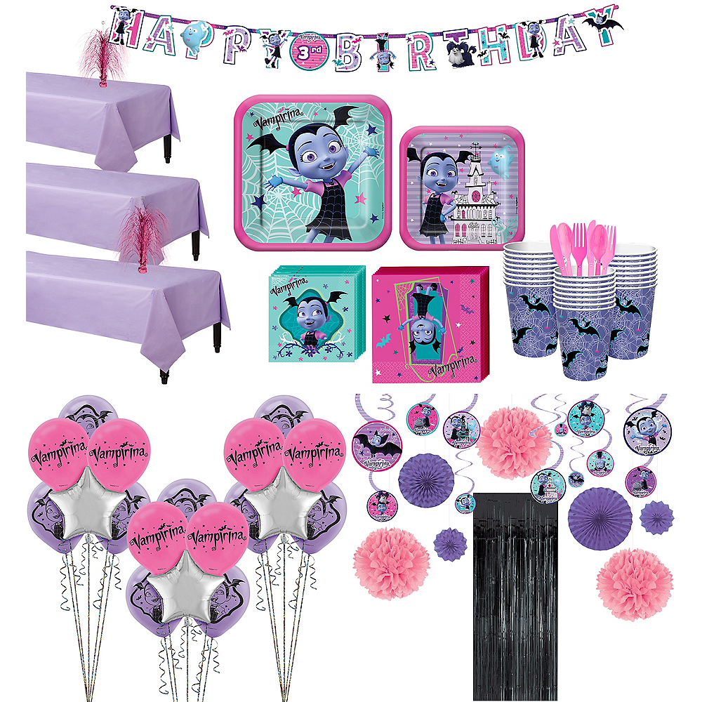 Ultimate Vampirina Party Kit for 24 Guests Image #1
