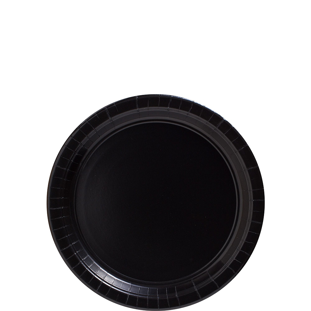 Black Cocktail Party Kit for 100 Guests Image #3