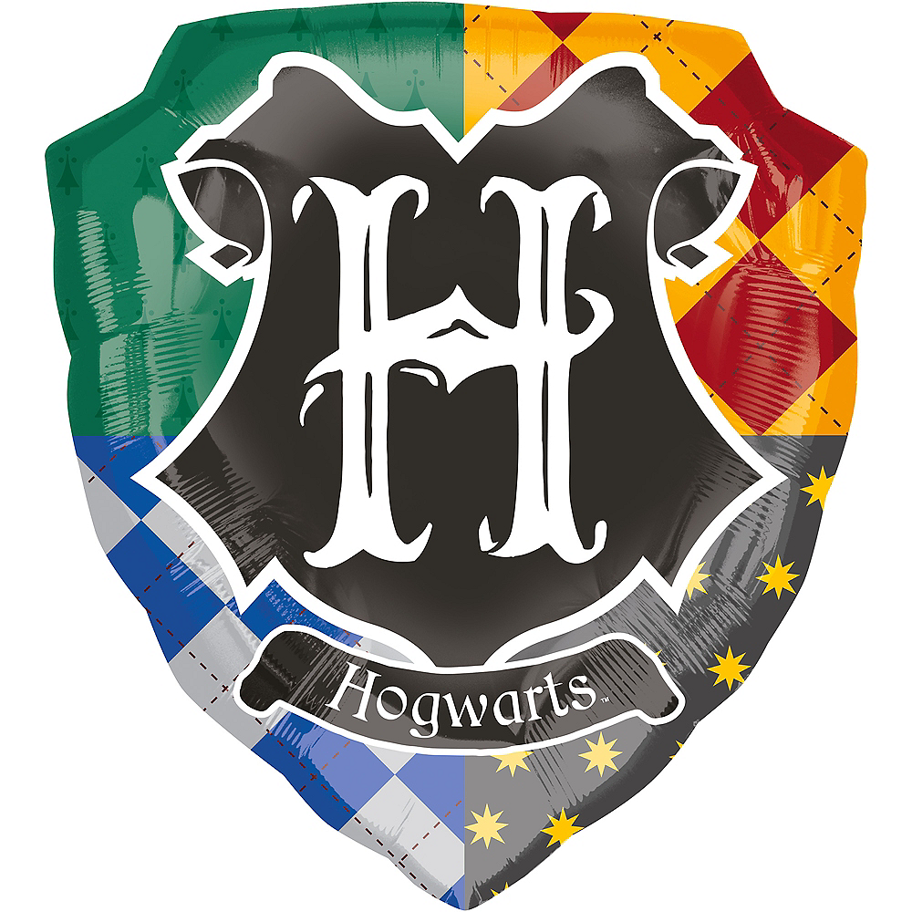Harry Potter Hogwarts Balloon Image #1