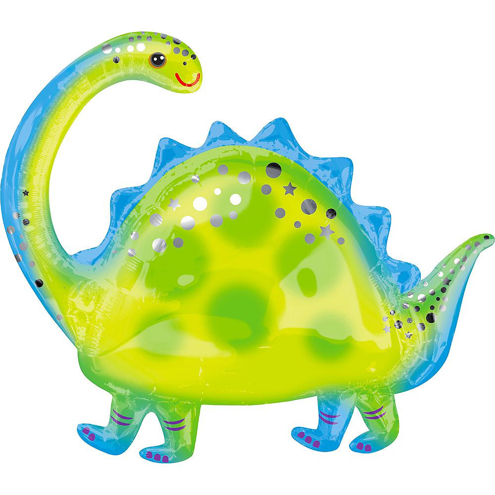 Giant Brontosaurus Balloon Image #1