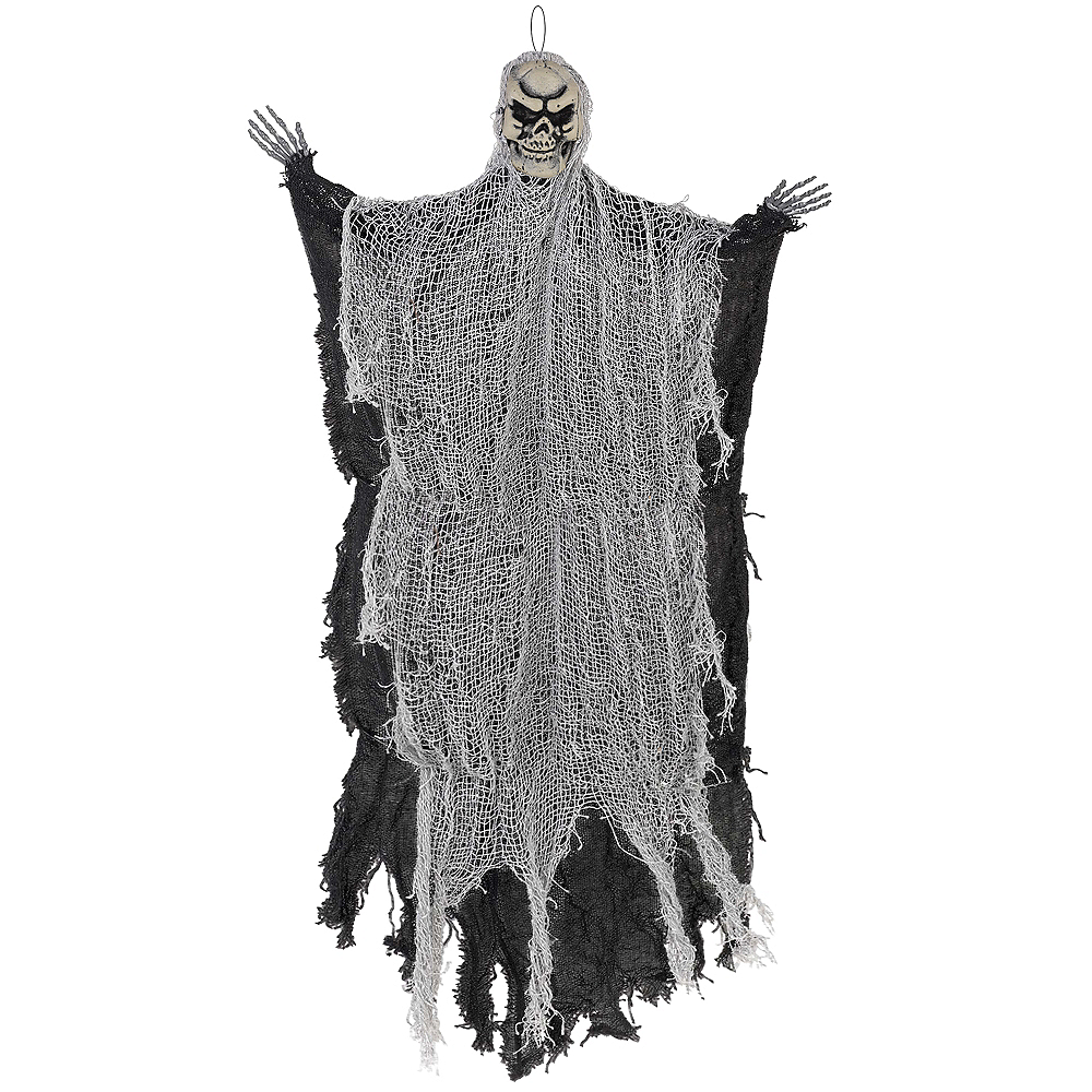 Small Haunting Reaper Decoration Image #1