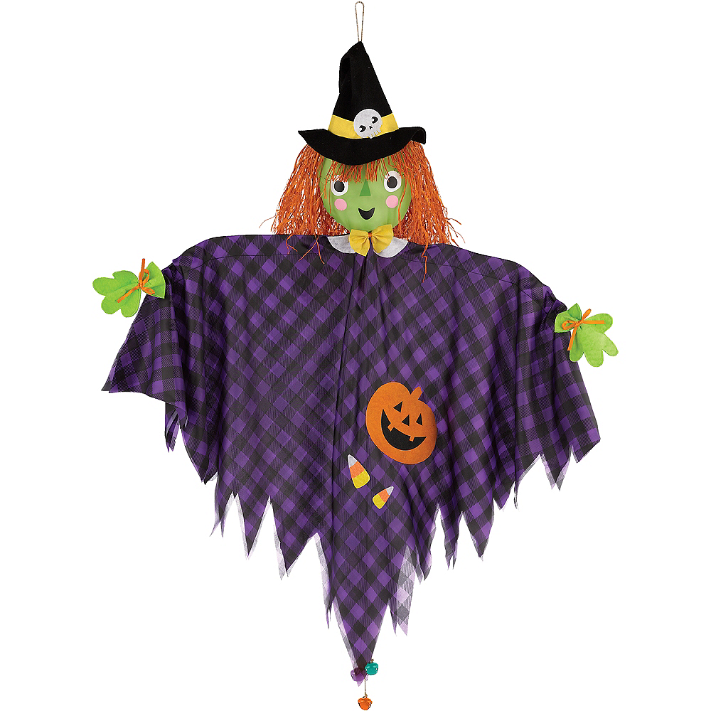 Friendly Witch Decoration Image #1