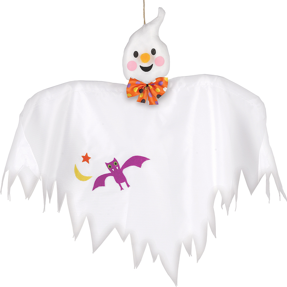 Small Friendly Ghost Decoration Image #1