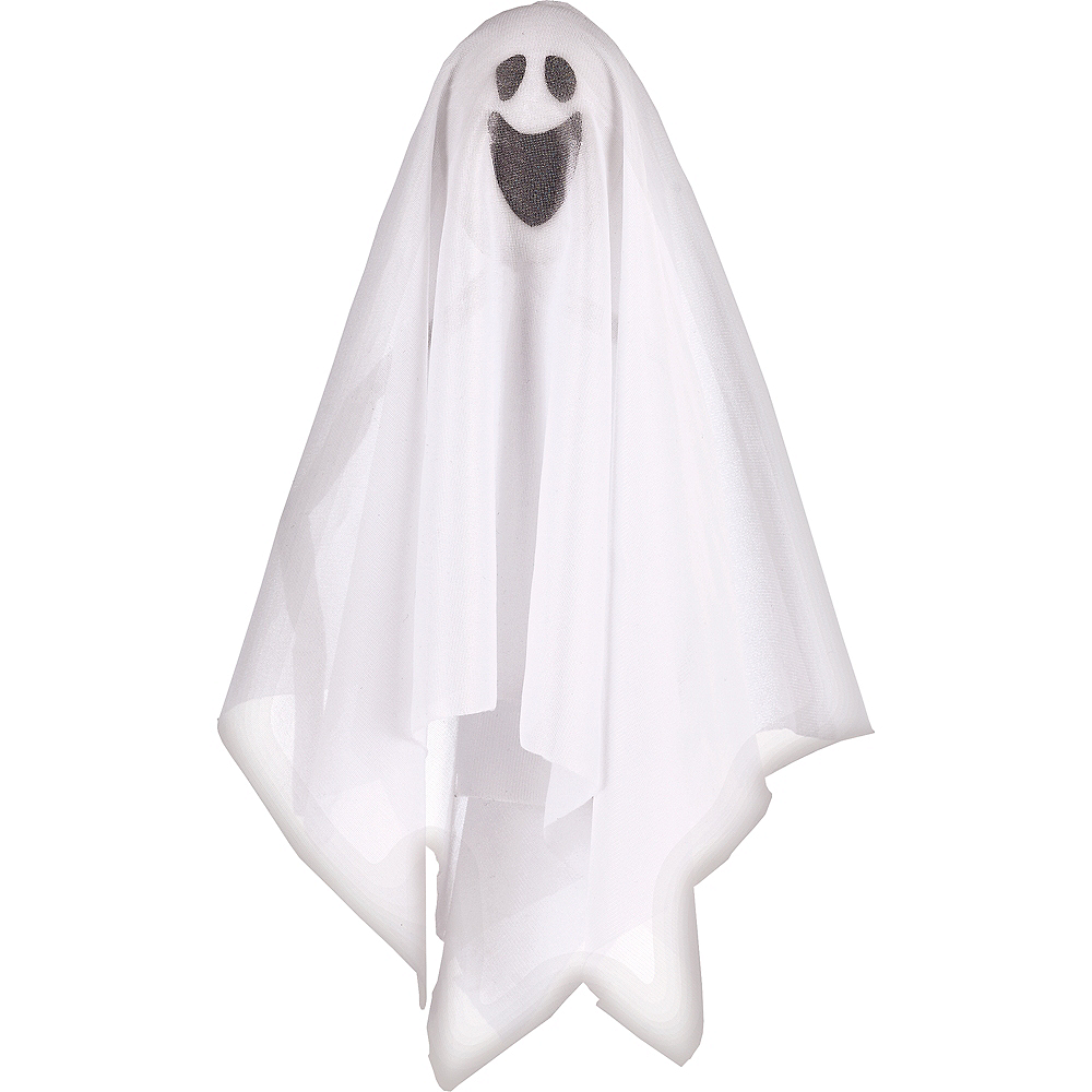 Happy Ghost Decoration Image #1