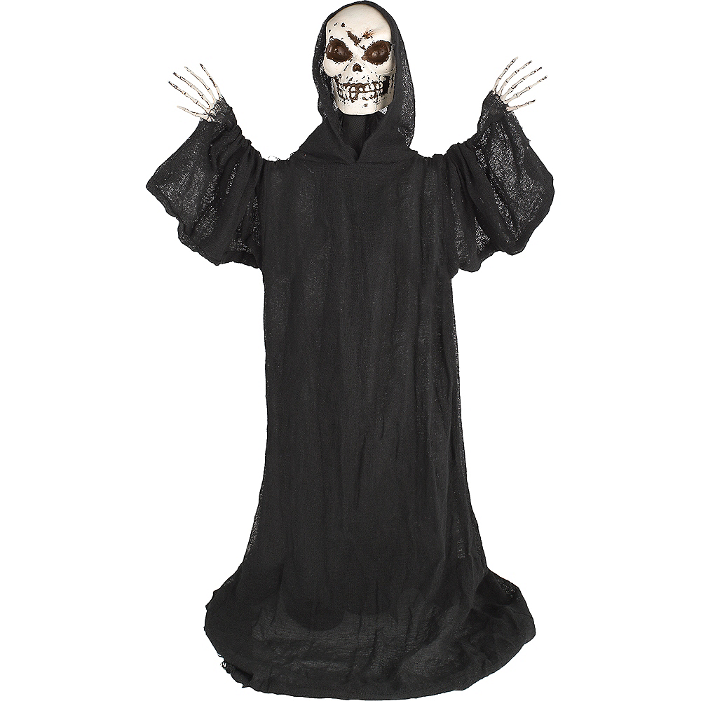 Standing Grim Reaper Decoration Image #1