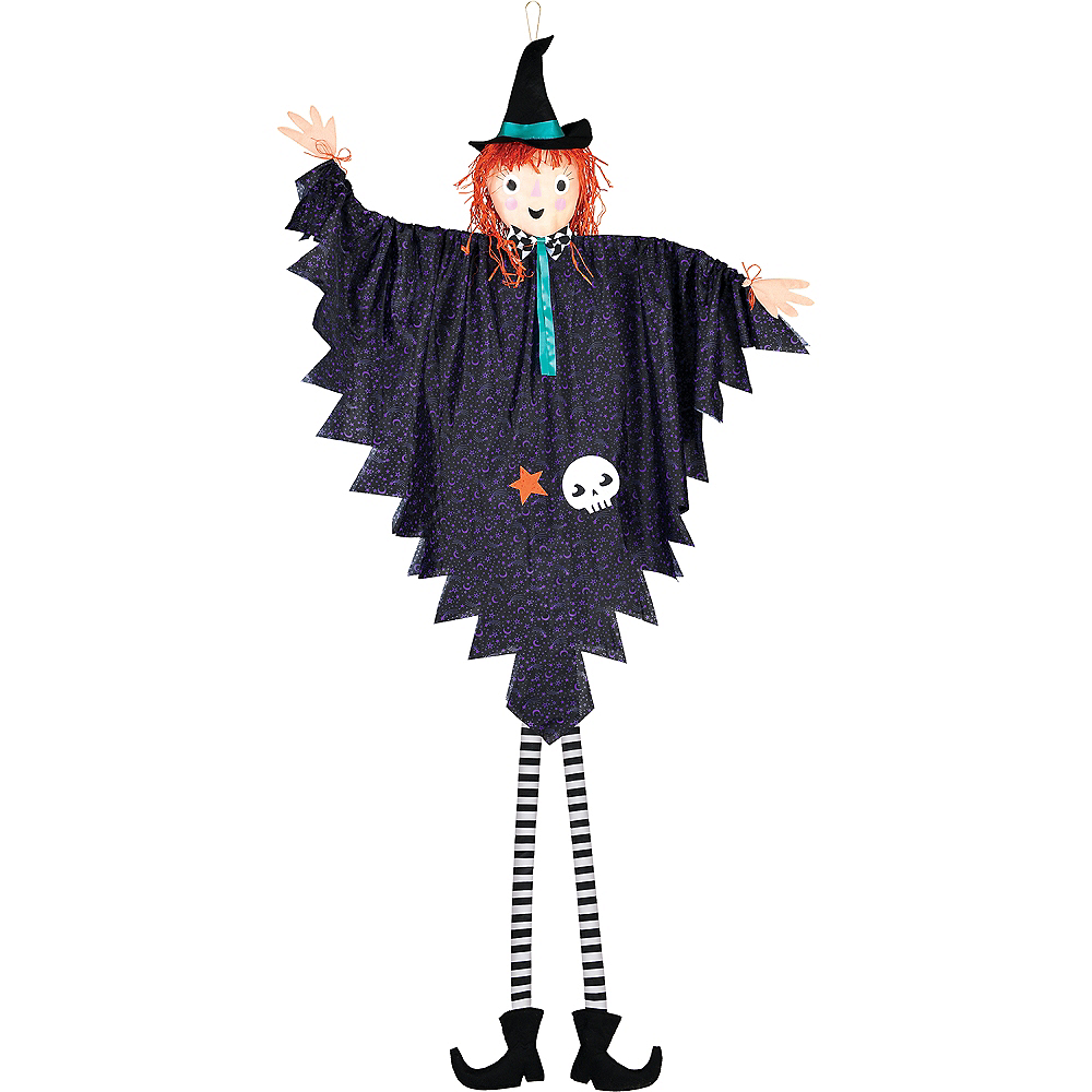 Giant Friendly Witch Decoration Image #1