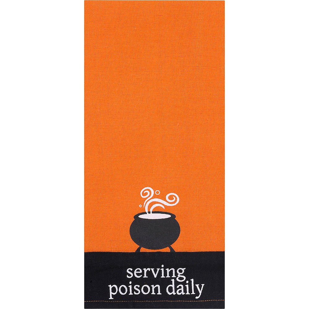 Halloween Tea Towels 2ct Image #2