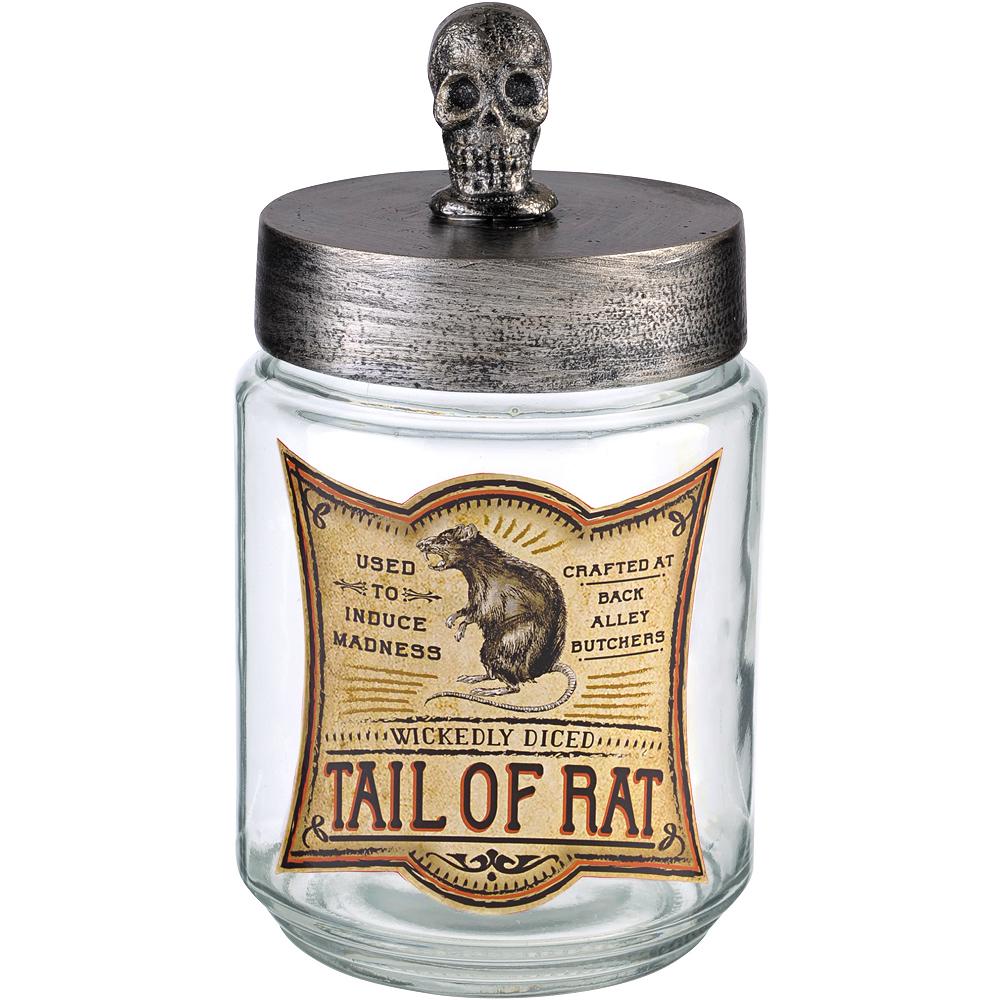 Skull Head Apothecary Jar Image #1