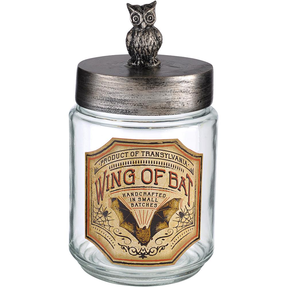 Owl Apothecary Jar Image #1