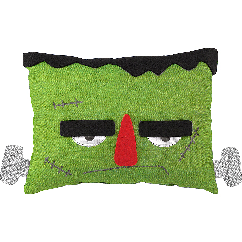 Frankenstein Pillow Image #1