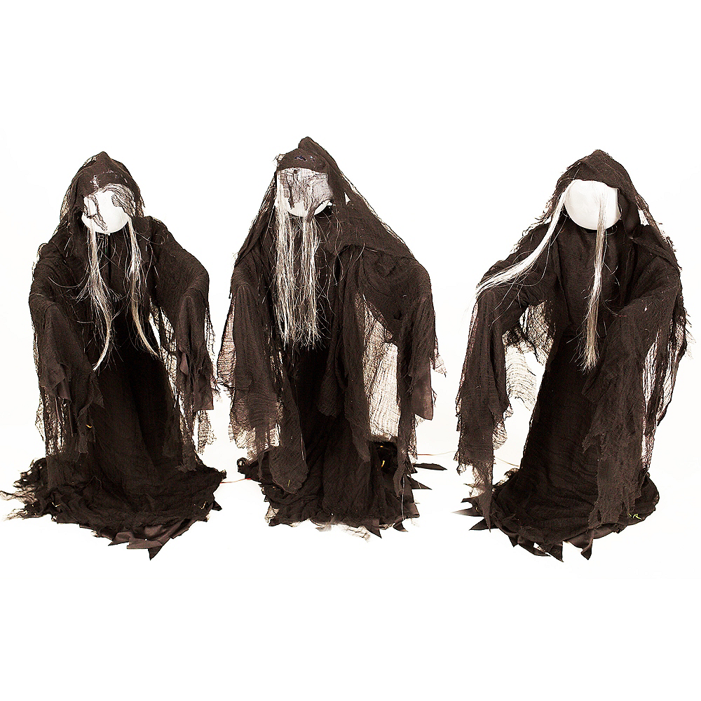 Animated Witch Coven Image #2