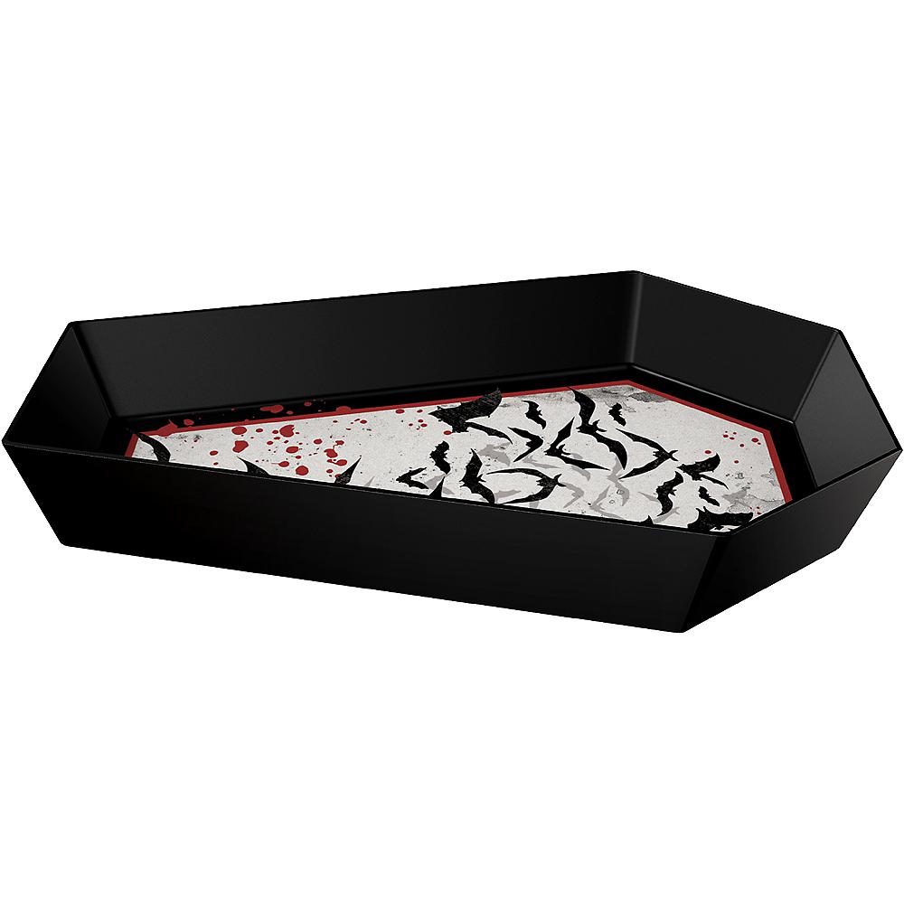 Dark Manor Coffin Serving Bowl Image #1