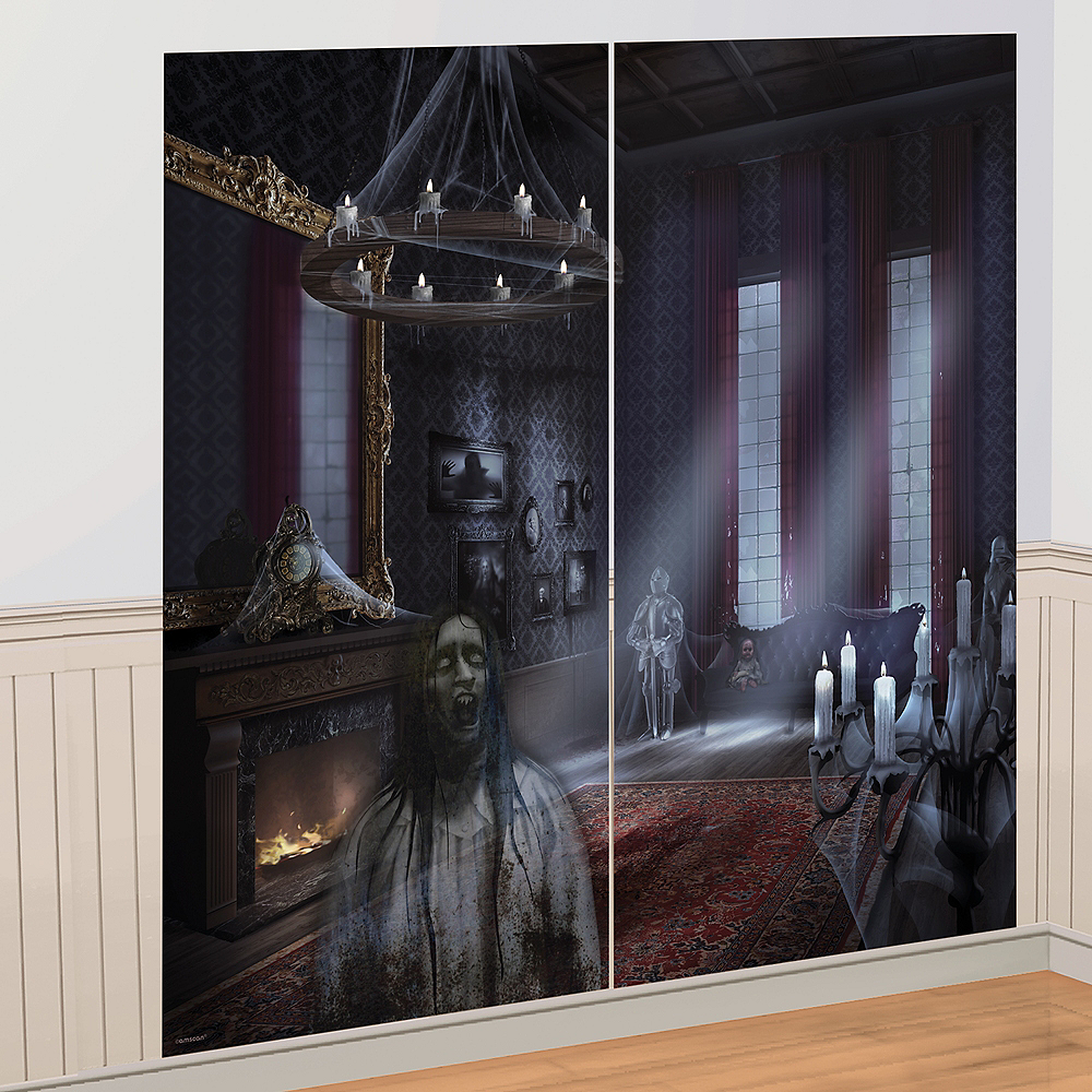 Dark Manor Scene Setter 2pc Image #1