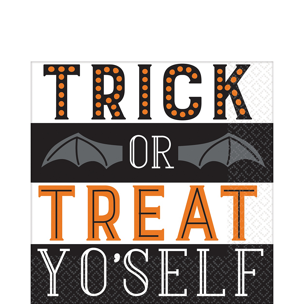 Hallows' Eve Lunch Napkins 36ct Image #1