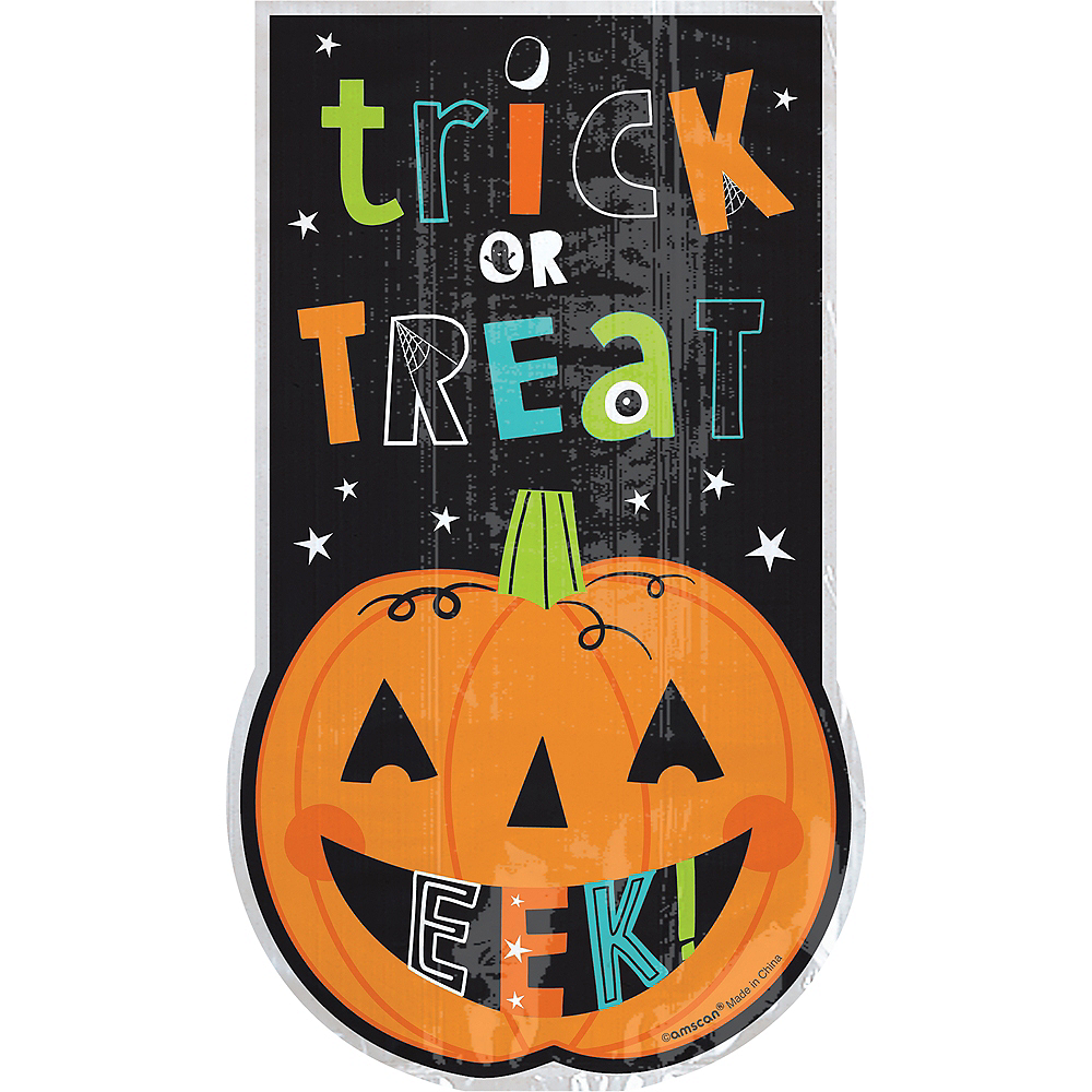 Friendly Trick-or-Treat Favor Bags 20ct Image #1