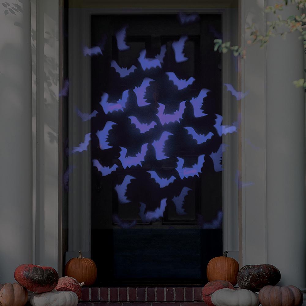 Purple Bat Projector Image #3