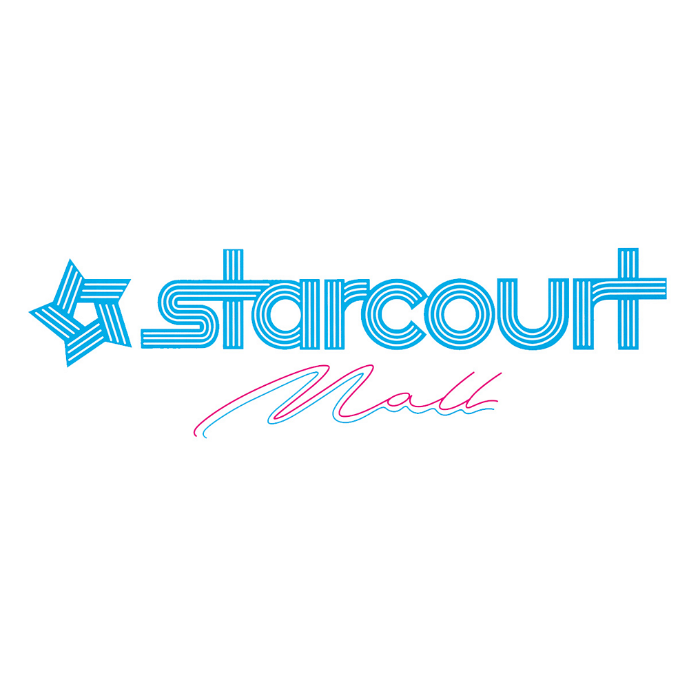 Starcourt Mall Sign - Stranger Things Image #1