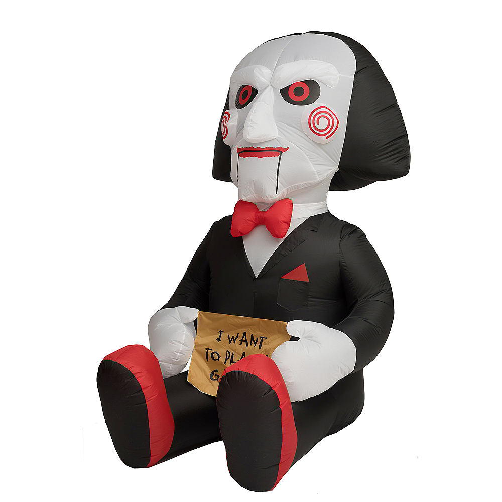 Billy the Puppet Inflatable - Saw Image #4