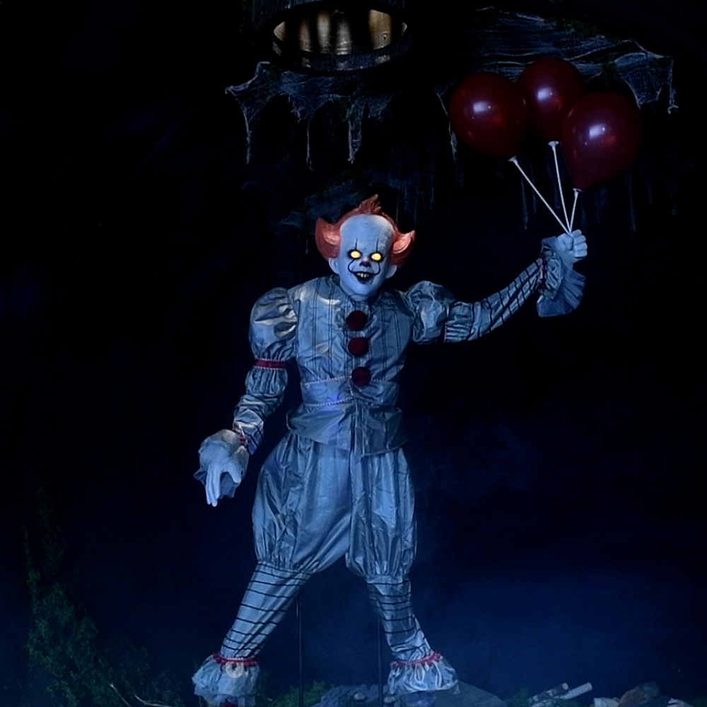 Animated Floating Pennywise - It Chapter 2 Image #1