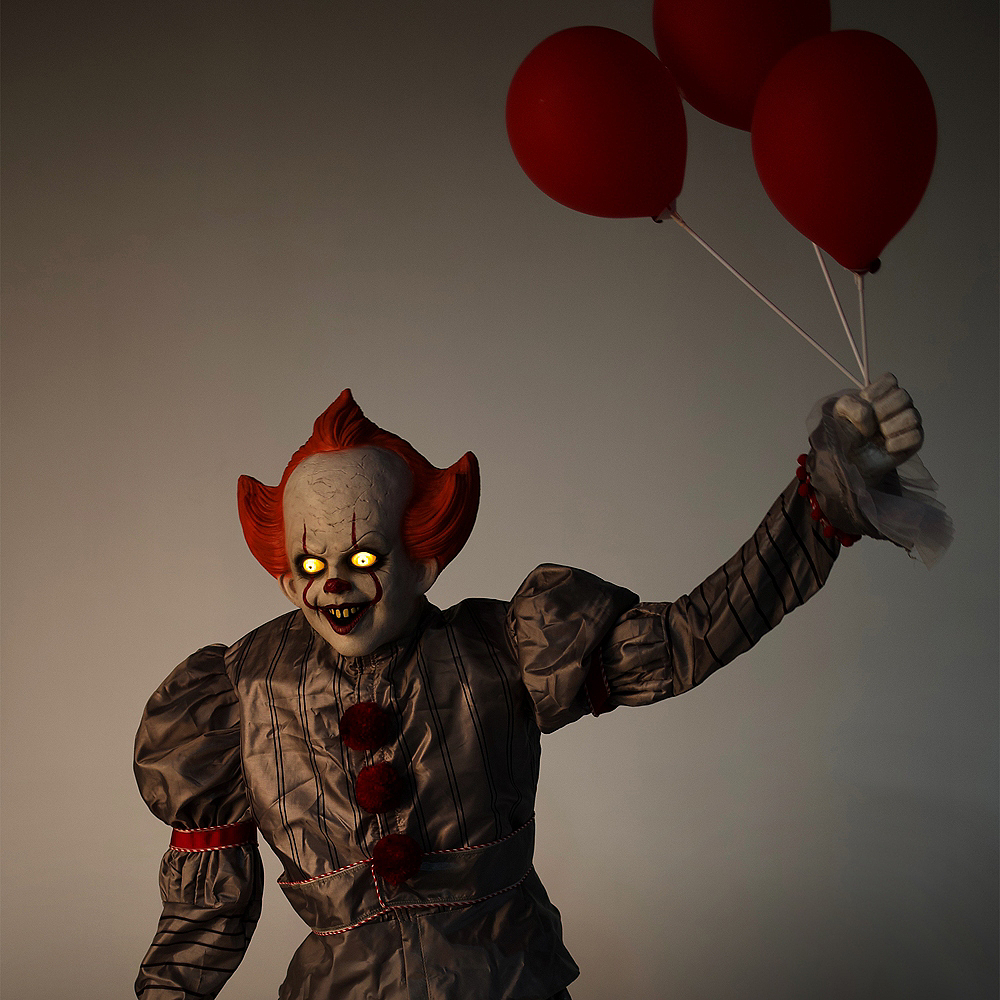 Animated Floating Pennywise - It Chapter 2 Image #2