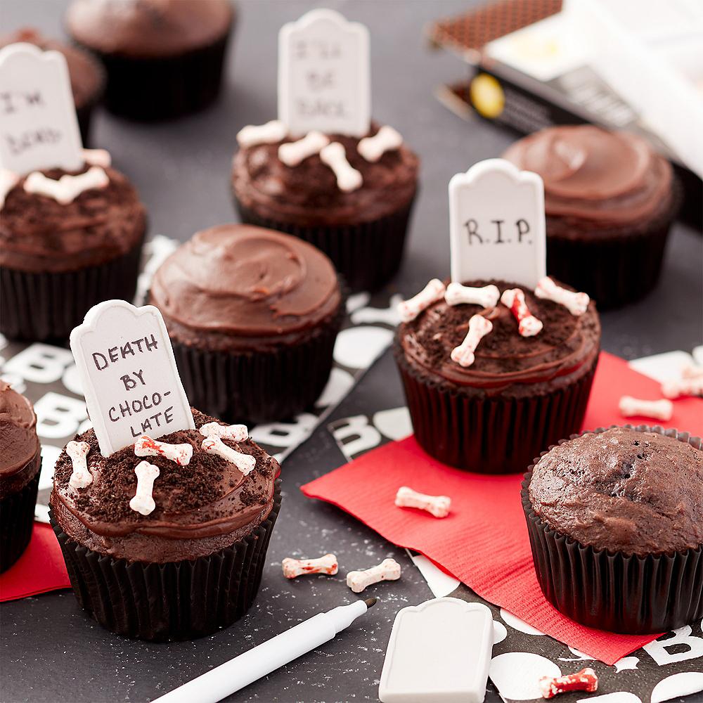 Graveyard Cupcake Decorating Kit Image #1