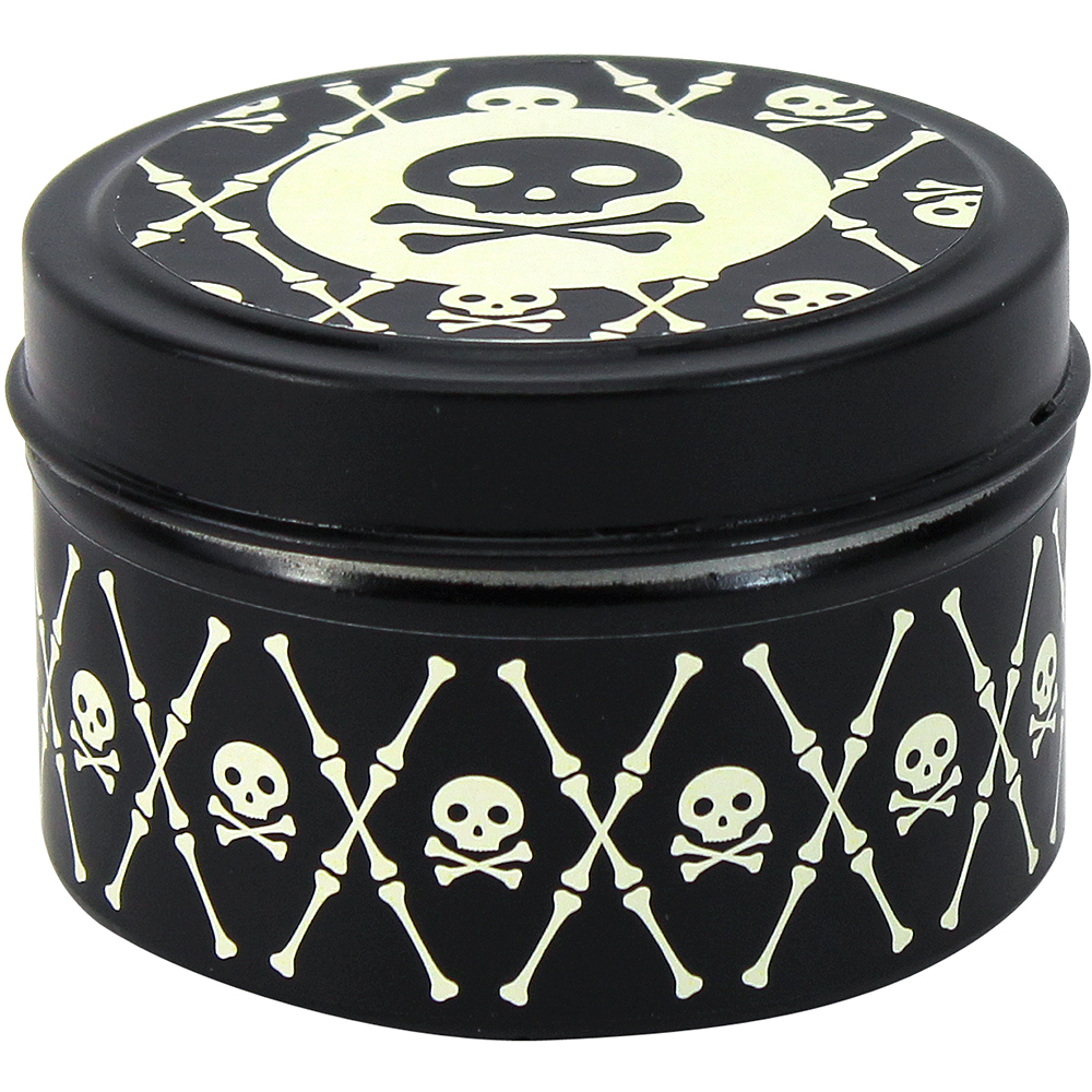 Printed Halloween Tin Candle Image #3
