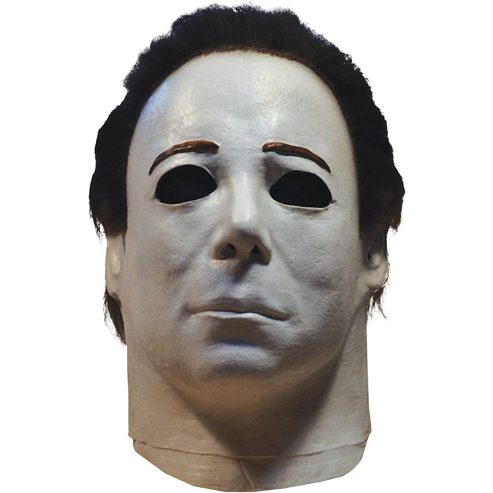 Halloween City Halloween 2020 Michael Myers Mask Michael Myers Mask   Halloween 4: The Return of Michael Myers