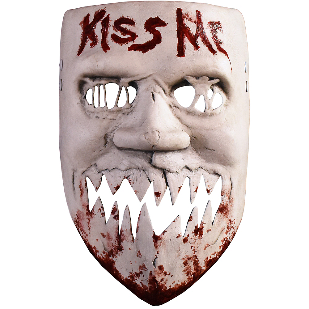 Kiss Me Mask - The Purge: Election Year Image #1