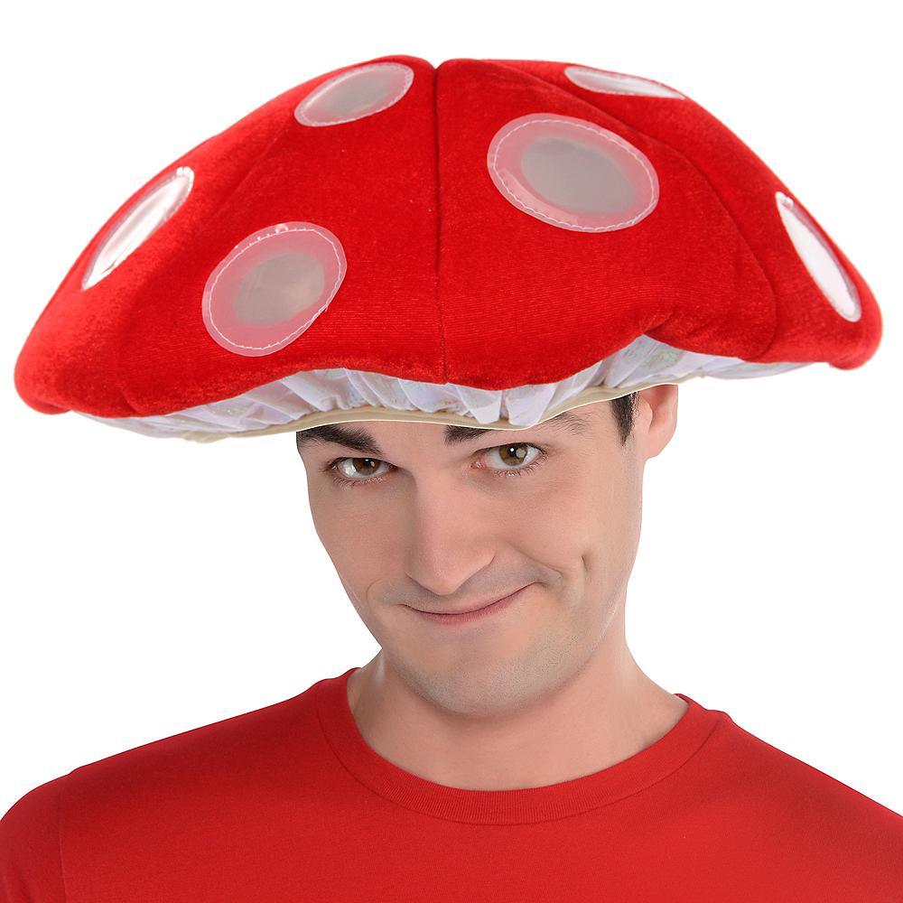 Light-Up Mushroom LumenHat Image #1