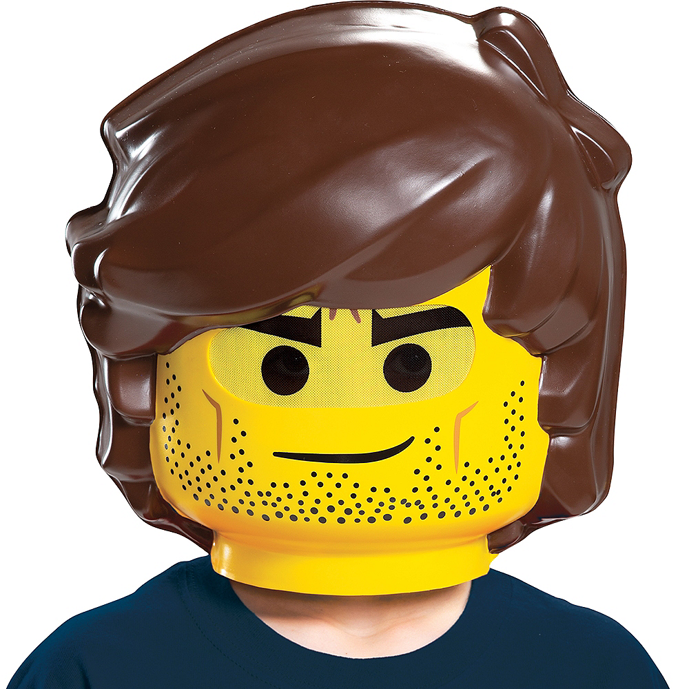 Child Rex Dangervest Mask - The LEGO Movie Image #1