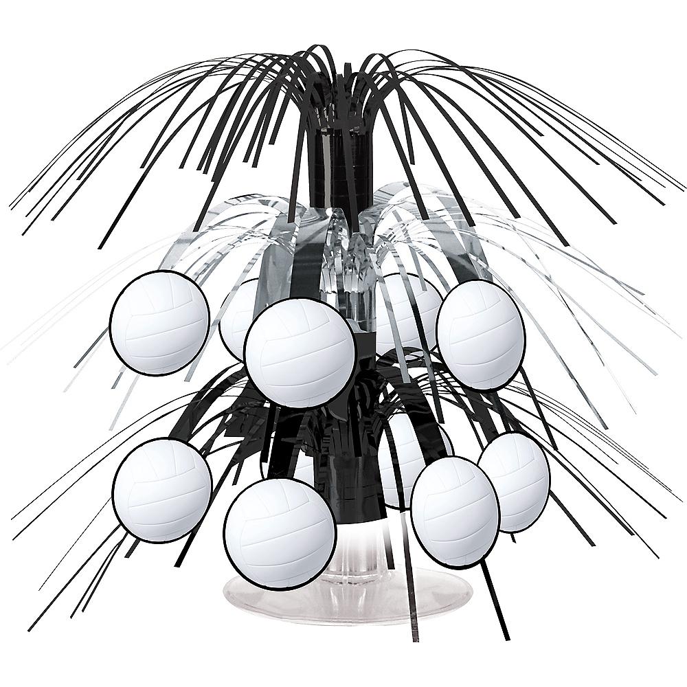 Mini Volleyball Cascade Centerpiece Image #1