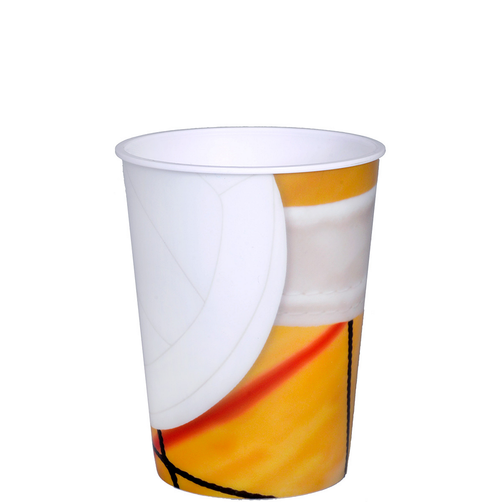 Volleyball Favor Cup Image #1