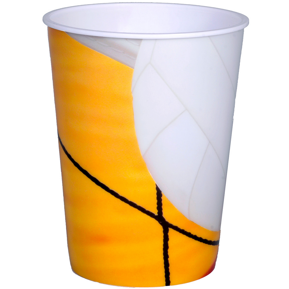Volleyball Favor Cup Image #3