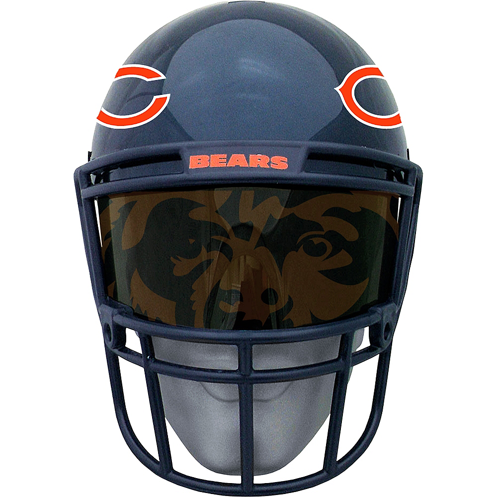 Nav Item for Chicago Bears Helmet Fanmask Image #1
