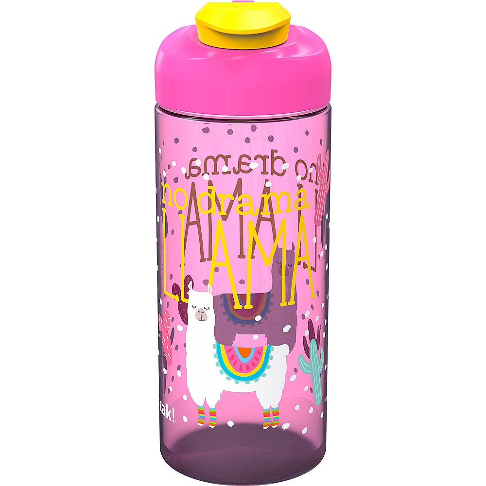 Nav Item for Llama Water Bottle Image #1