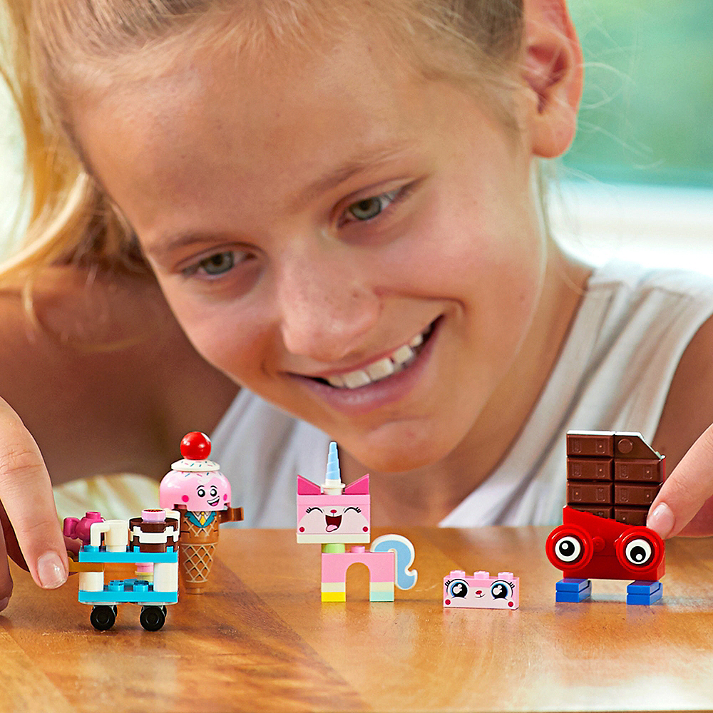 Lego Movie 2: The Second Part Unikitty's Sweetest Friends EVER! 76pc - 70822 Image #3