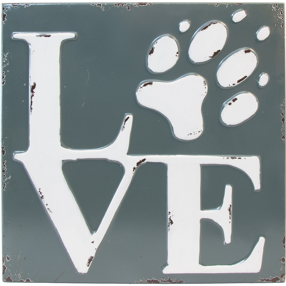 Paw Love Sign Image #1