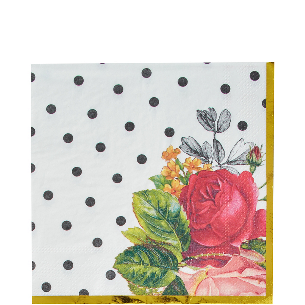 Pop Blush Rose Lunch Napkins 16ct Image #1